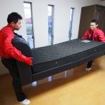 大型家具の運搬